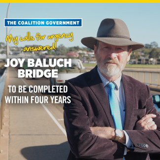 Joy Baluch Bridge